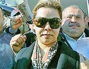 Raghad, la figlia di Saddam Hussein