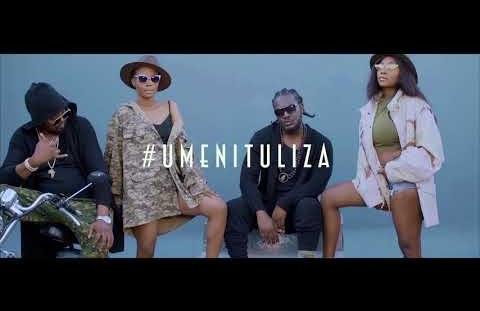 Download or Watch(Official Video) Big jahman ft Fid q & Maua sama – Umenituliza