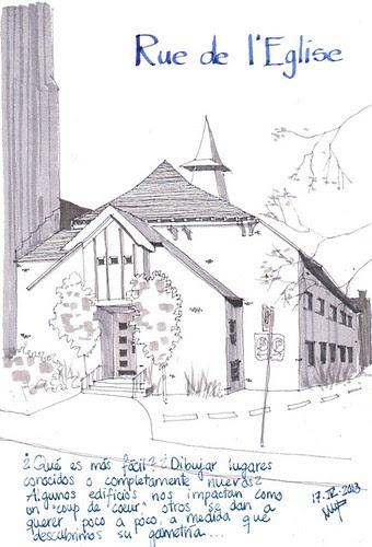 Rue de l'Eglise by interior_perspective