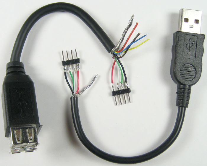 Usb Rs232 Cable Pinout