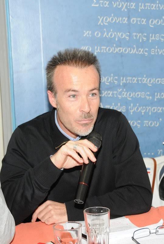 Νίκος Μπογιόπουλος