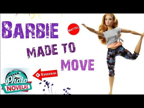 .: Barbie Made to Move: Curvy, Yoga (2018)
