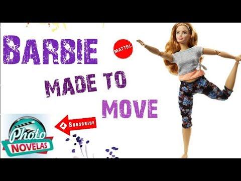 .: Barbie Made to Move: Curvy, Yoga (2018)