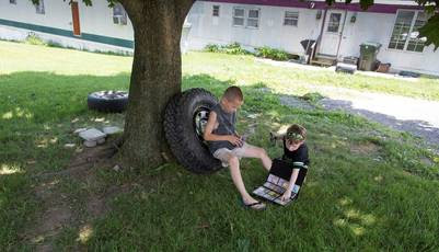 Trumplandia. Viaje a un barrio pobre, blanco y rural de Pennsylvania.