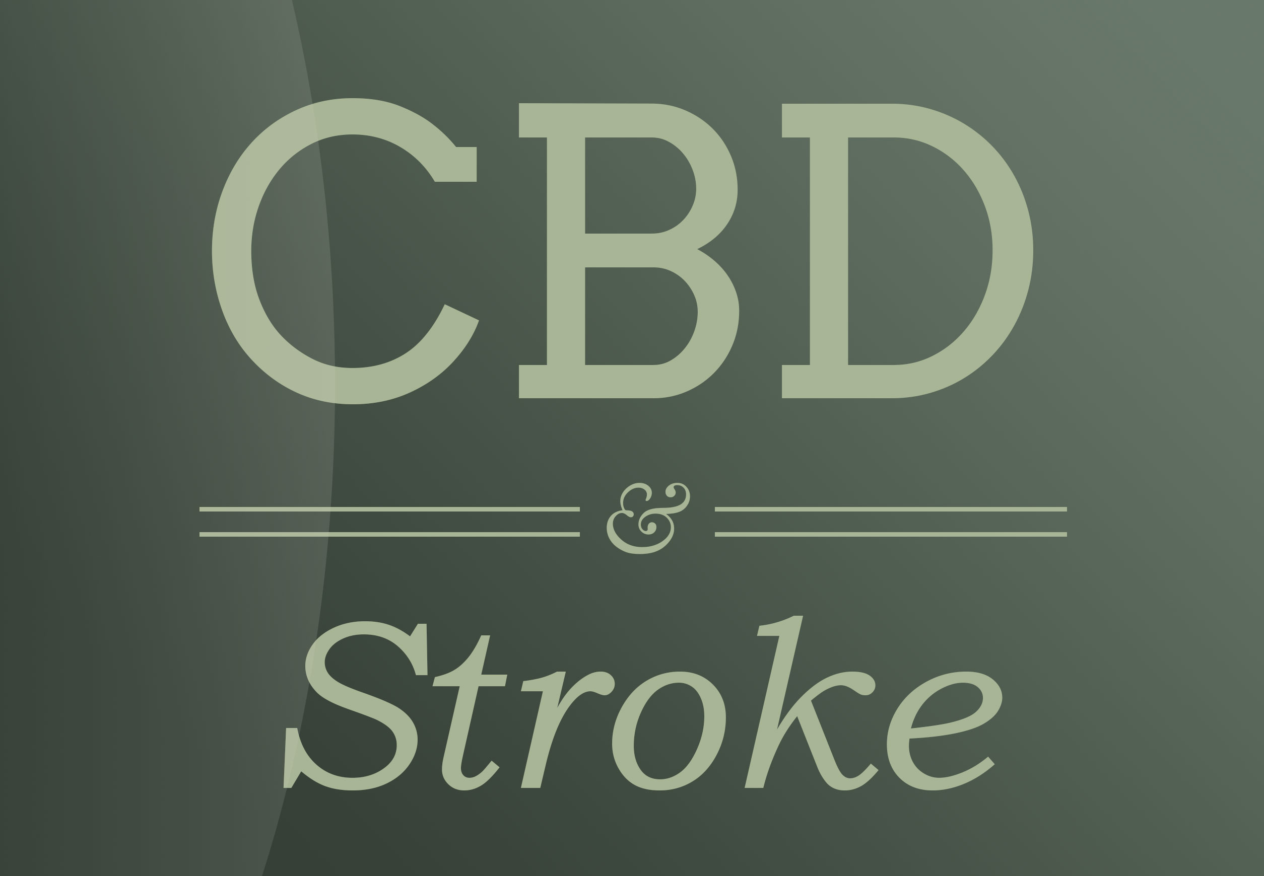 Image result for Can CBD Oil Help Stroke Patients?