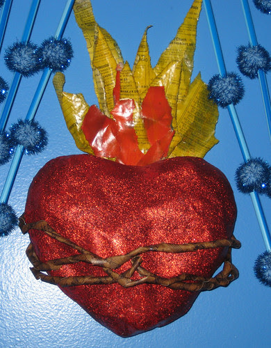 finished sacred heart 1