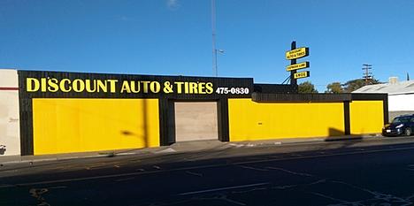 Automotive Repair California Fresno Discount Auto Tires