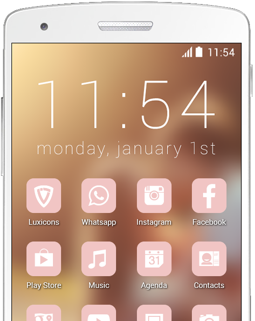Facetime Icon Aesthetic Pastel Pink | aesthetic guides