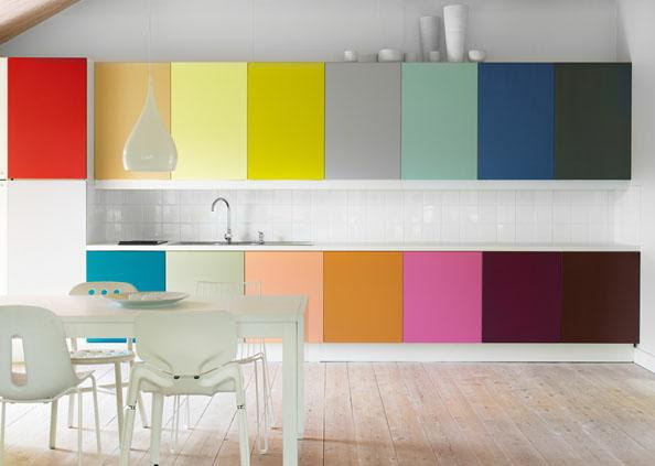 Rainbow Designs 20 iColorfuli Home Decor Ideas