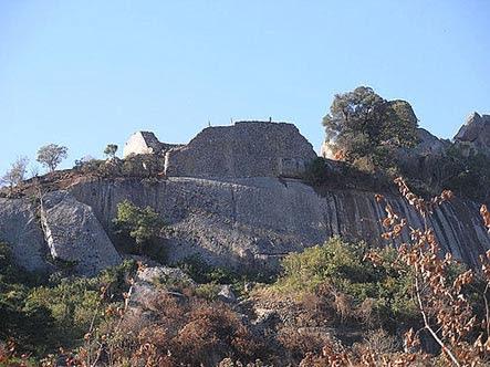 El Complejo Hill en el Gran Zimbabwe