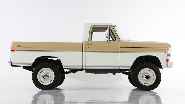 Is The 1970 Ford Ranger Reformer The Perfect Truck?