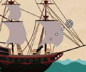 Korsan Gemisi Baskın Oyunu