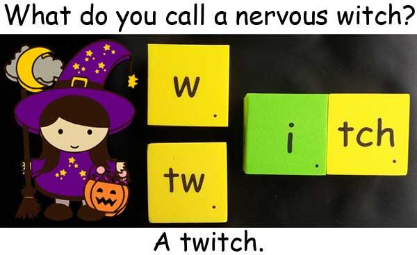 witch twitch Halloween