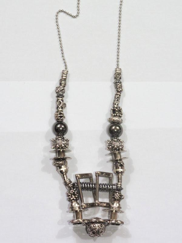Hardware necklace 09