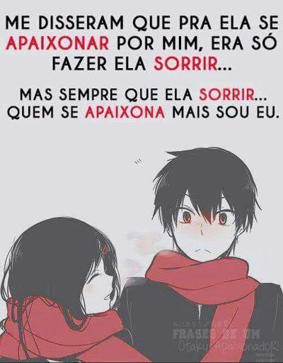 Frases Fofinhas Otanix Amino