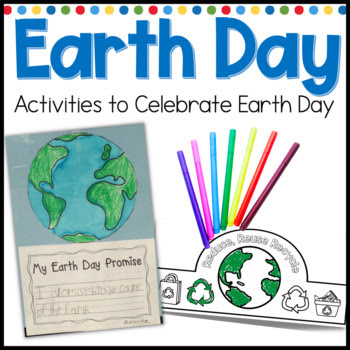 kindergarten Earth Day, Free Earth Day activities