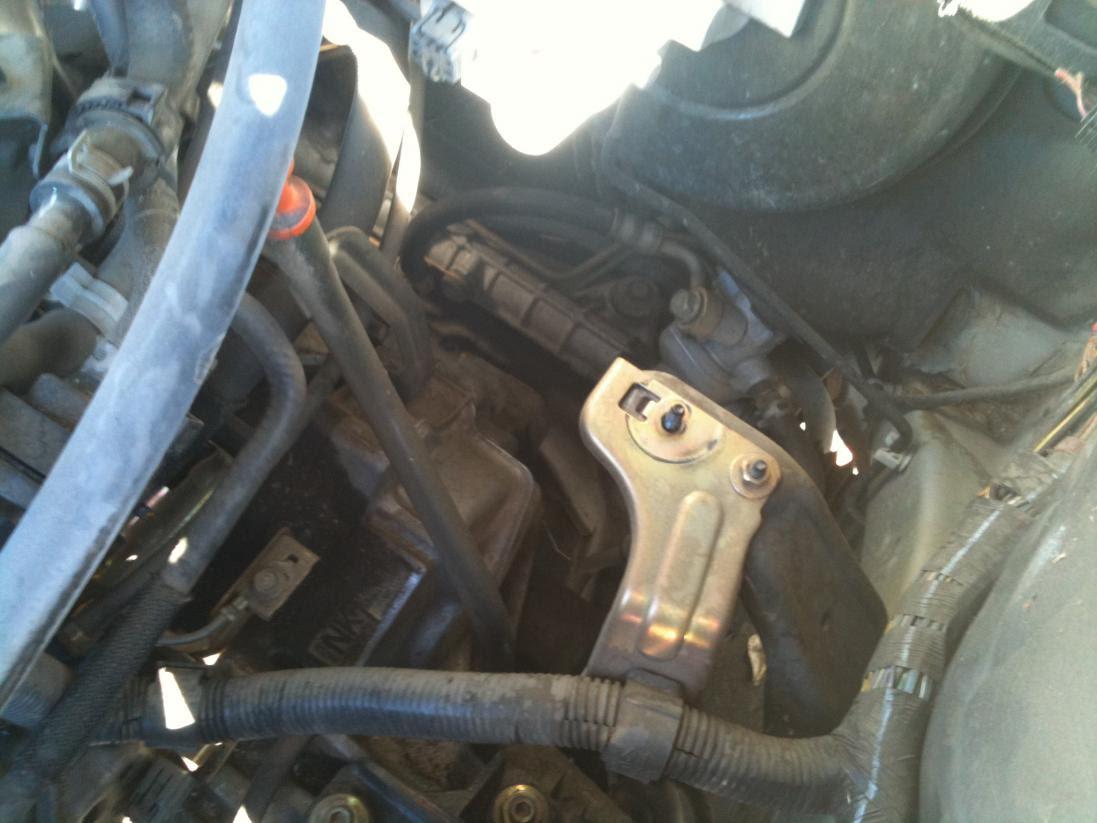 2003 Mazda Mpv Fuel Filter