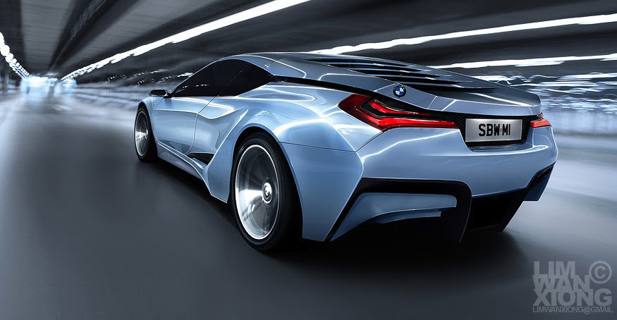 And in the latest monthly episode of BMW halo / super car rumors ...