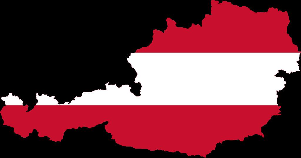 Fileflag Map Of Austria Svg Wikimedia Commons