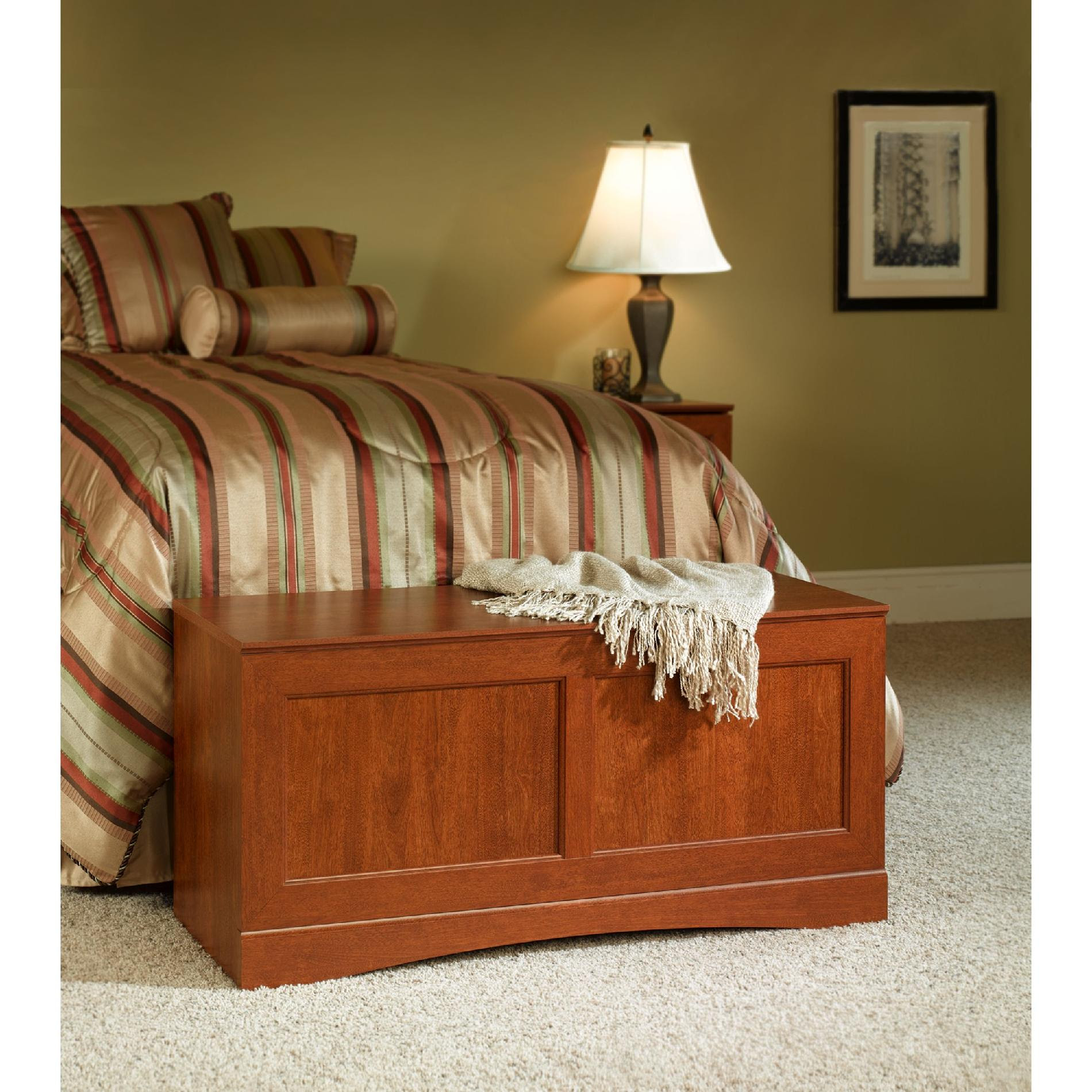 Essential Home Bridgeport Armoire - Furniture & Mattresses ...