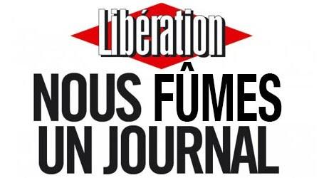 liberation nous fûmes un journal