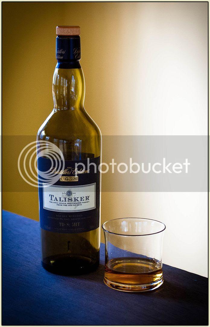 Talisker Distiller's Edition