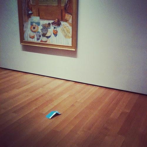 konst och skräp @ moma