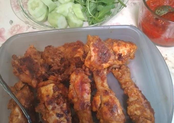 Bagaimana Membuat Ayam bakar minang yang Sempurna