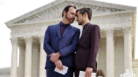 SCOTUS hears case of gay couple denied wedding cake by