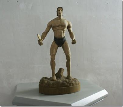 René Odermatt - Tarzan