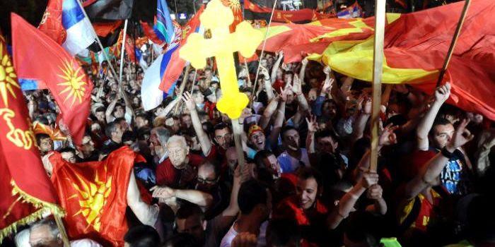 Macedonia sotto tiro:chi ha interesse ad un cambio di regime in un piccolo paese?