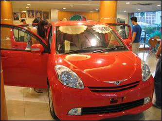 Perodua Myvi Photo Album
