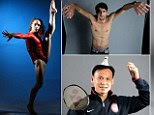 Olympics shoot, Joe Klamar