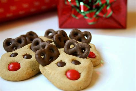 reindeer cookies recipe good cooking
