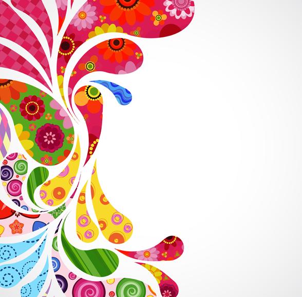 13 Modern Vector Graphics Png Images Modern Flower Vector Clip Art