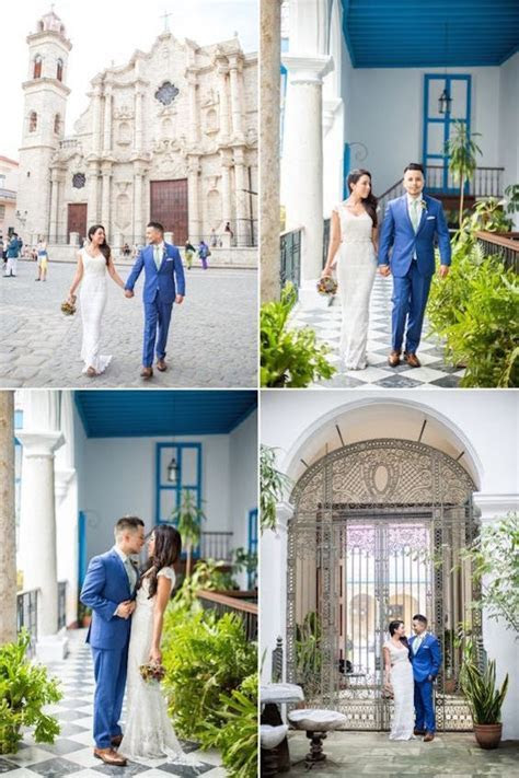Cuban Inspired Wedding: A Tropical Trend with Lots of Sabor