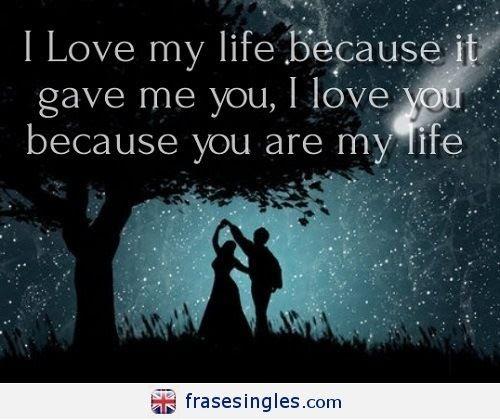 Frases De Amor En Ingles Frasesingles Com