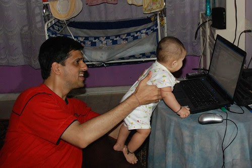 Marziya Lap Top Kid by firoze shakir photographerno1