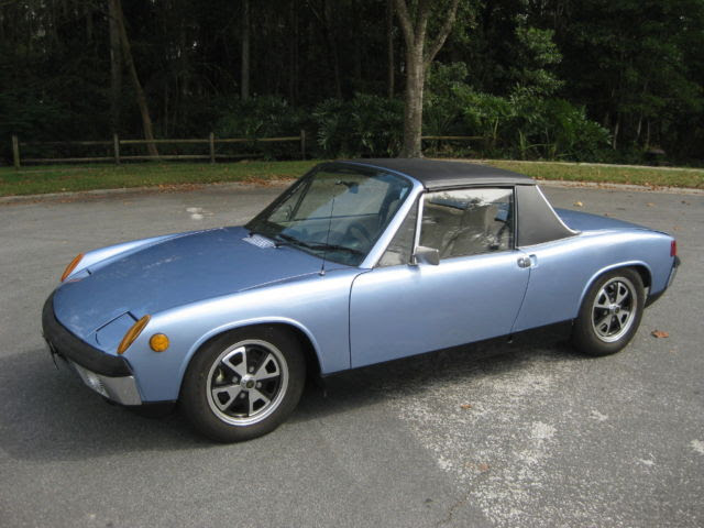 Porsche 914 1973 20 Dc Electric Conversion For Sale In