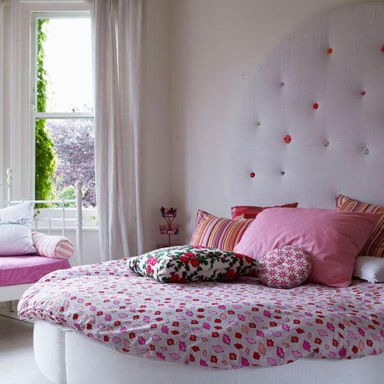 Luxurious girly bedroom   Girls' bedrooms - 20 of the best ...