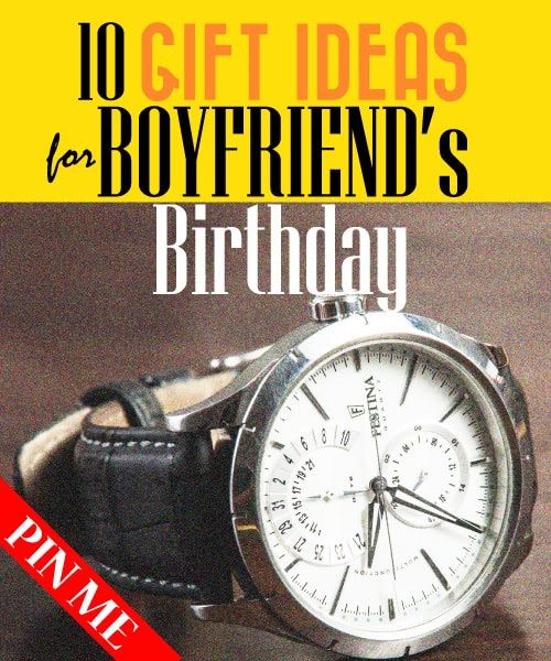 boyfriend birthday cover