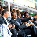 President Jakaya Kikwete and  General Paul Kagame: Good  old days