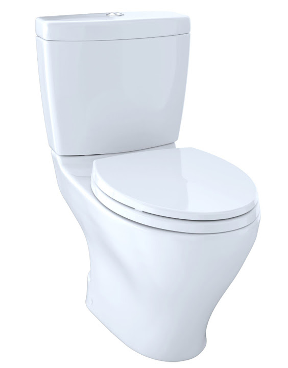 Toto Aquia Dual Flush Two Piece Toilet 16gpf 09gpf 10 Rough