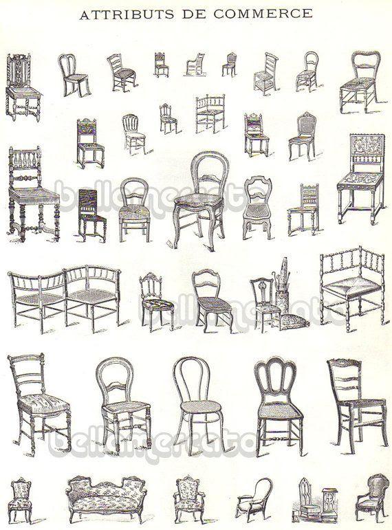 Astounding Inspiration Types Of Furniture Styles Amazing ...