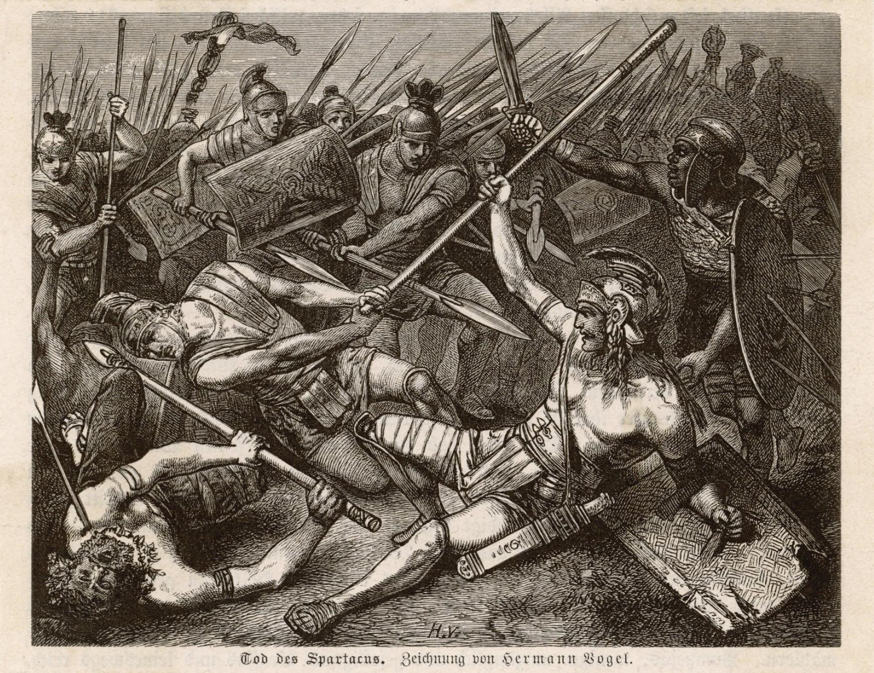 Death of Sparticus