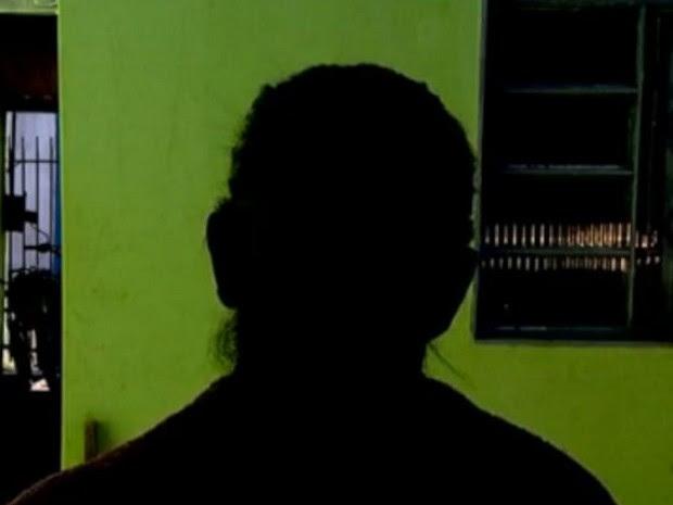 Mãe de uma das adolescentes que foi vítima de abuso em Campo Grande (Foto: Reprodução/TV Morena)