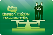 """US vs Exxon and Halliburton"""