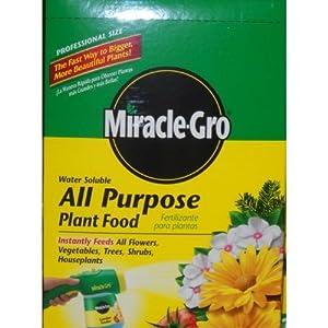 Amazon.com : Miracle-Gro All Purpose Plant Food - 12.5 ...