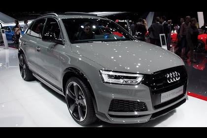 2017 Audi Q3 Quattro Review