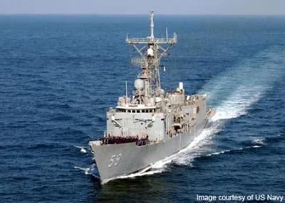 派里级巡防舰(Oliver Hazard Perry class frigate),是一款美国海军设计的巡防舰。(图撷取自US Navy website)